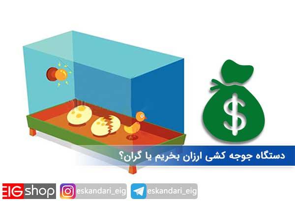 خرید دستگاه جوجه کشی ارزان