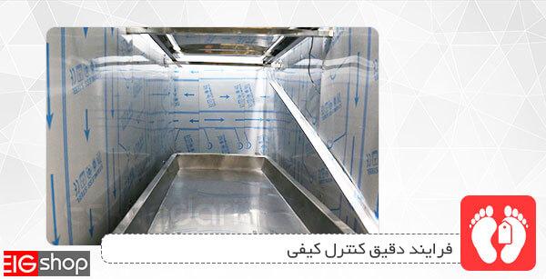 فرایند دقیق کنترل کیفی سردخانه نگهداری جسد
