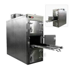 یخچال سردخانه جسد 3 کابین