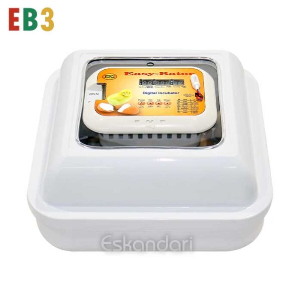 دستگاه جوجه کشی ایزی باتور 3