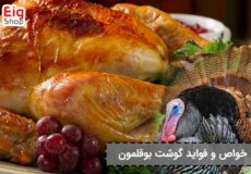 Properties of turkey meat (3)