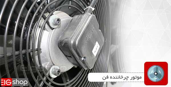 موتور فن سیرکوله EIG