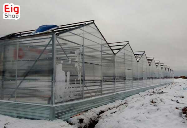 روش تهویه گلخانه در فصل زمستان - فروشگاه اینترنتی EIG-SHOP