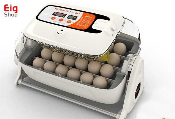 دستگاه جوجه کشی آرکام سرو 20 - فروشگاه اینترنتی EIG-shop