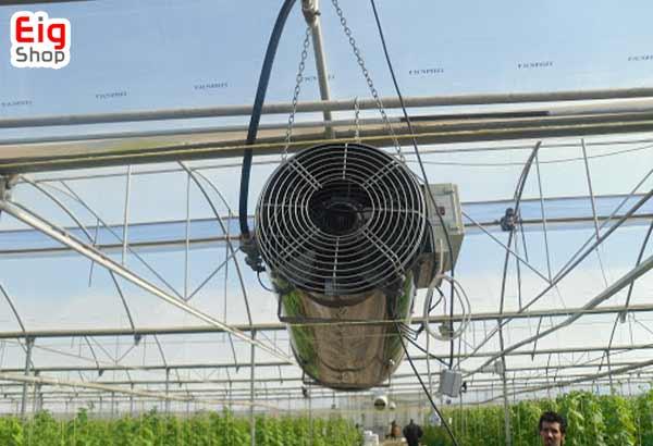 آلاینده های سوخت در گلخانه-گروه صنعتی eig-shop