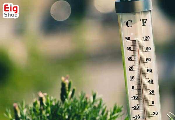 کاهش دما در گلخانه - گروه صنعتی eig